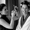 Vorbereitungen-Hochzeit-Braut-Foto